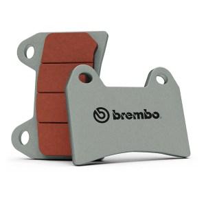 Brembo Sintered Race Pads Triumph Bonneville: Front