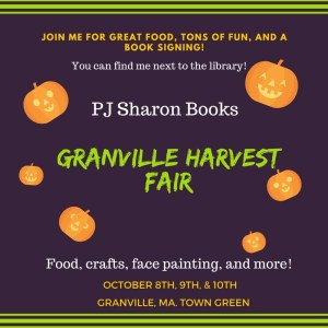 Granville Harvest fair 2016