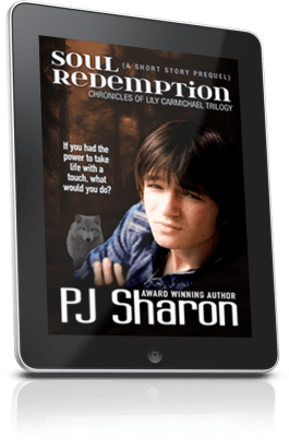 Soul Redemption eBook mock-up