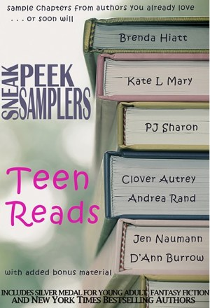 Sneak Peek Sampler_Teen Reads