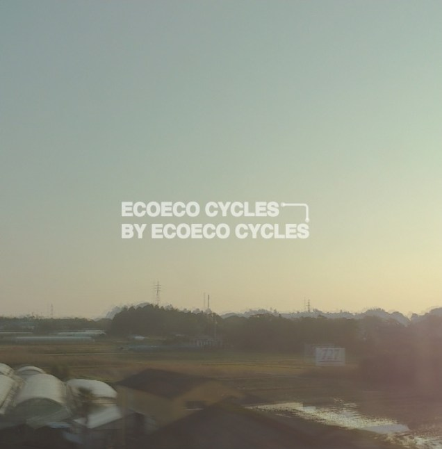 BY ECOECO CYCLES ジャケット