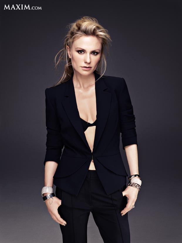 Anna Paquin Height And Weight Stats PK Baseline How