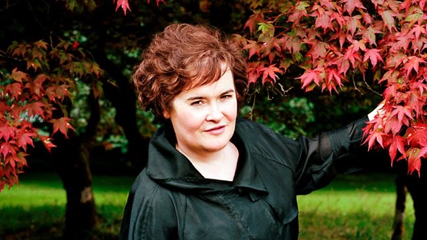 Susan Boyle looks great today after losing weight