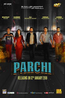 parchi pakistani movie poster