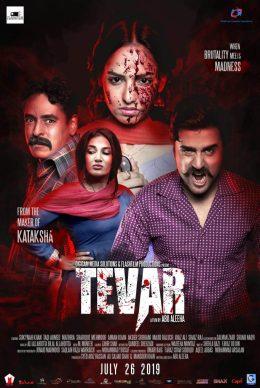 tevar Pakistani Movie Poster