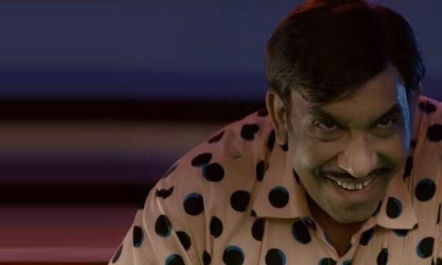 Nayyar Ejaz pakistani Actor