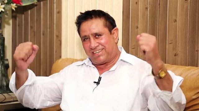 Shafqat Cheema pakistani actor