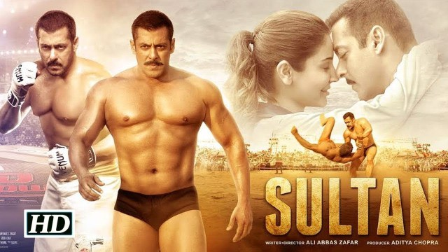 sultan indian Movie Poster