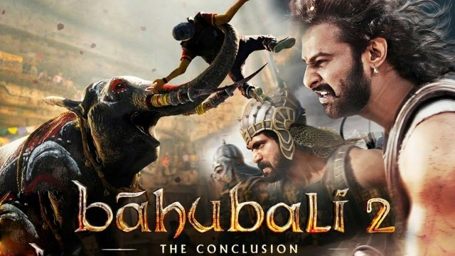 Bahubali 2 indian Movie Poster