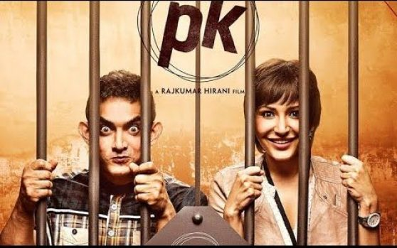 pk indian Movie Poster
