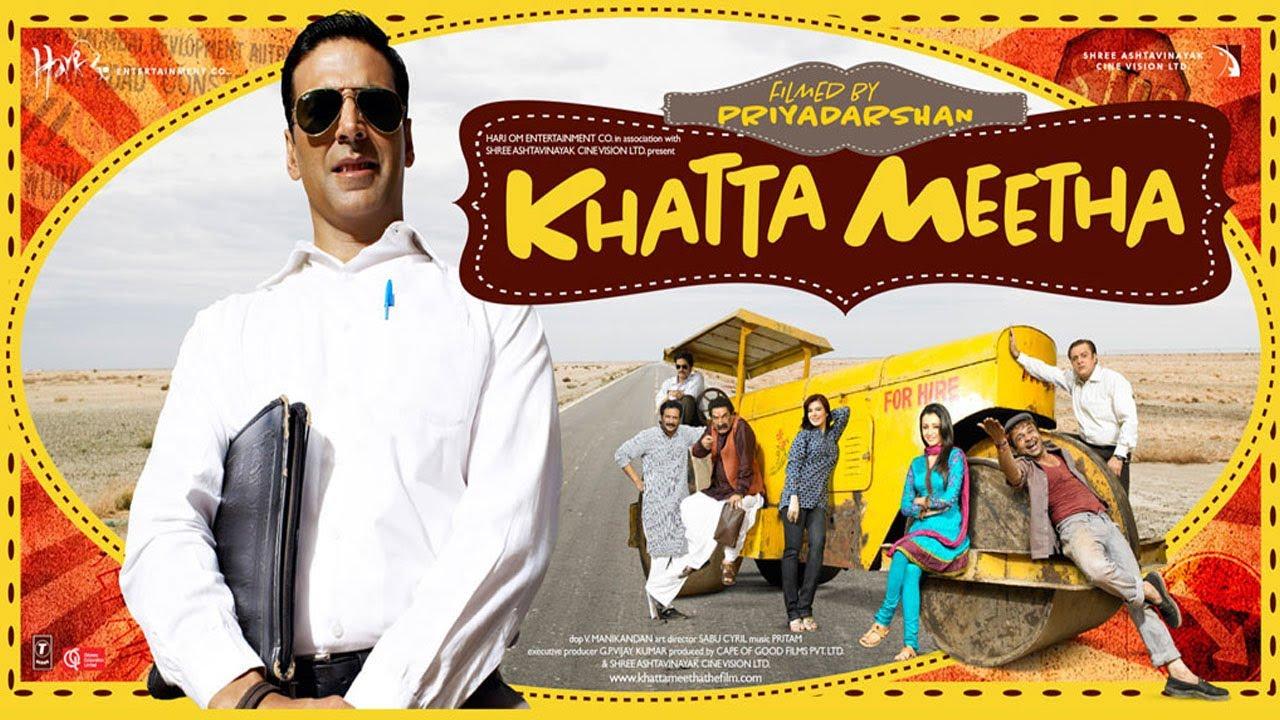 Khatta Meetha indian Movie Screenshot