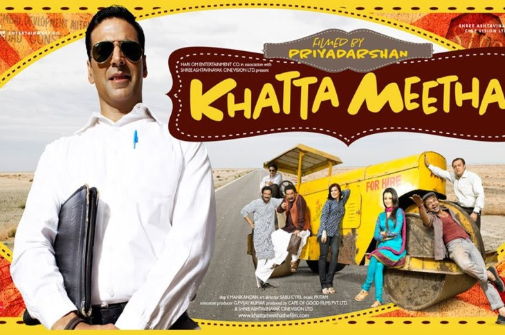 Khatta Meetha indian Movie Screenshot