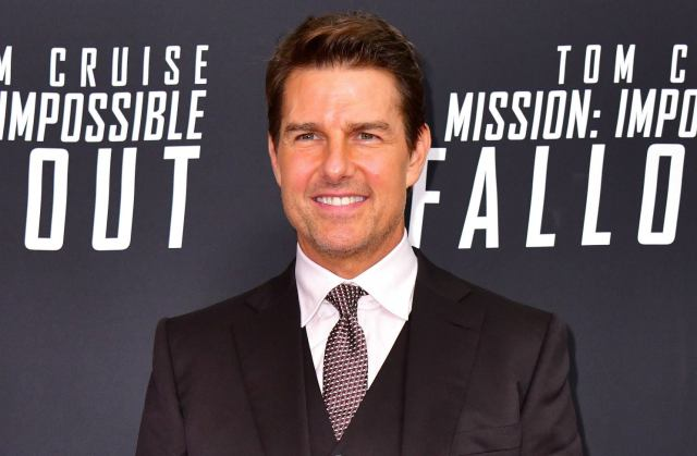 tom cruise hollywood actor