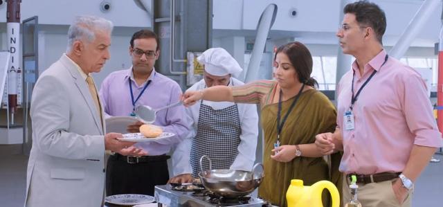 Mission Mangal indian Movie Screenshot
