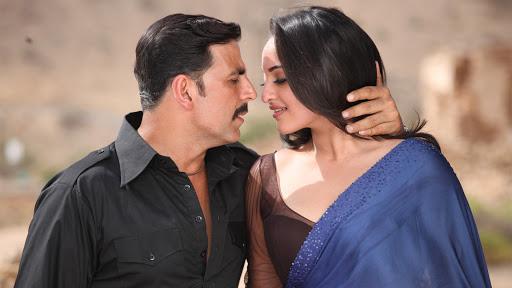 Rowdy Rathore indian Movie Screenshot