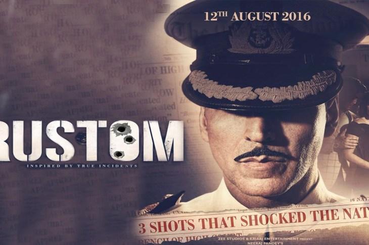 Rustom indian Movie Screenshot
