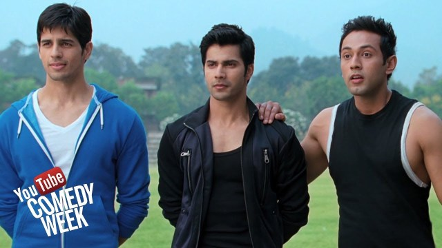 Student of the Year indian Movie Screenshot