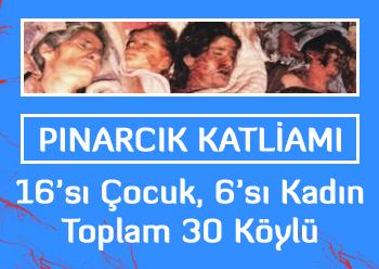 Pınarcık Katliamı -1987