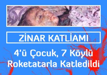 Zinar, Hamzabey Katliamı(4 Çocuk,Toplam 7 kişi)