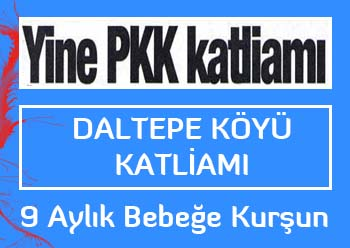 Daltepe Köyü Katliamı