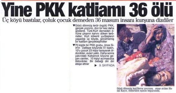 4 ekim 1993 daltepe köyü katliamı