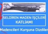 1995 PKK katliamları seldiren maden işçileri