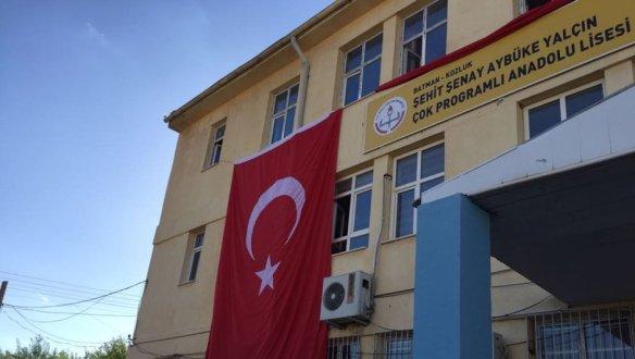 Şehit Şenay Aybüke Yalçın Çok Programlı Anadolu Lisesi
