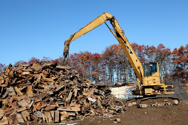 Steel and Metal Recycling New York