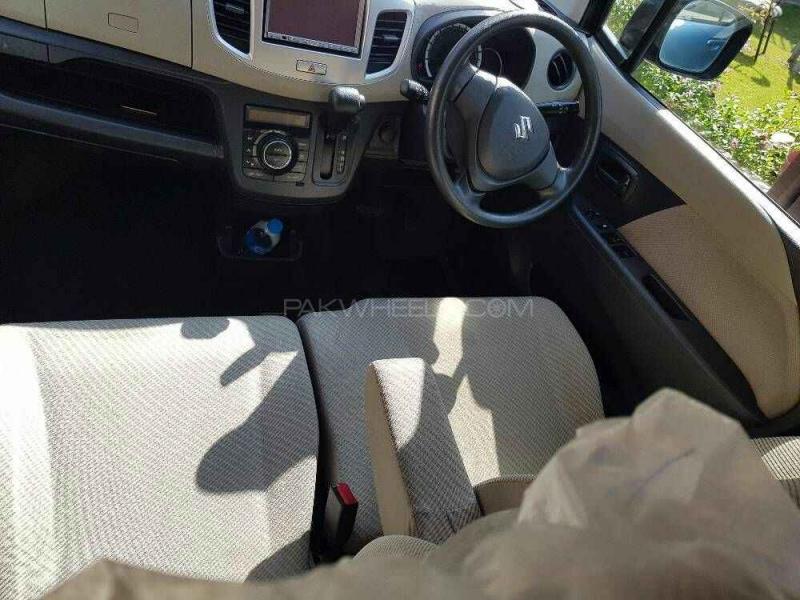 2013 Suzuki Wagon R For Sale In Lahore