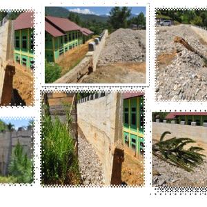 Dugaan Korupsi Terkait Konstruksi Tembok Penahan Tanah Oleh Dinas Kesehatan Gayo Lues