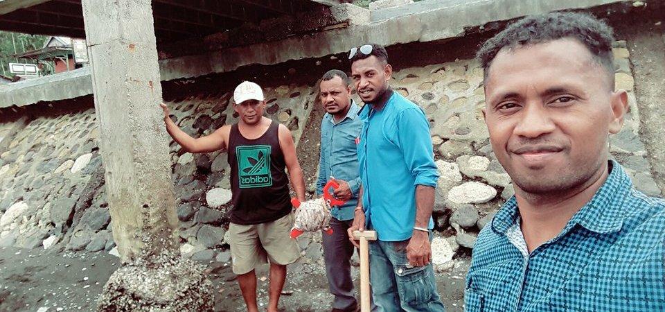 PKN laporkan Dugaan Korupsi di Dinas Perikanan Kab Yapen Papua