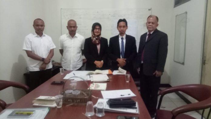 PKN Mengugat Kadis Perhubungan  Prov Jawa Timur pada Persidangan kasus sengketa Informasi