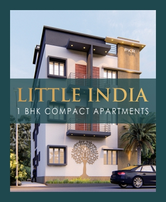 Little India Apartment OMR Chennai