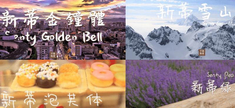 新蒂字体免費中文字體下載1-min