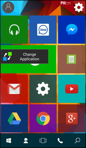 Android模擬Windows桌面App6