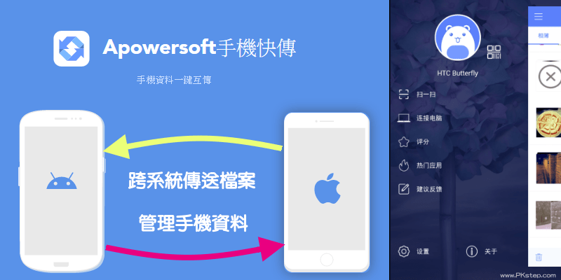 apowersoft transfer app