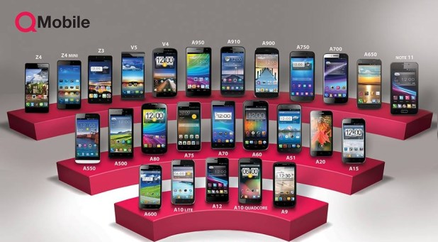 q mobile 3G mobiles