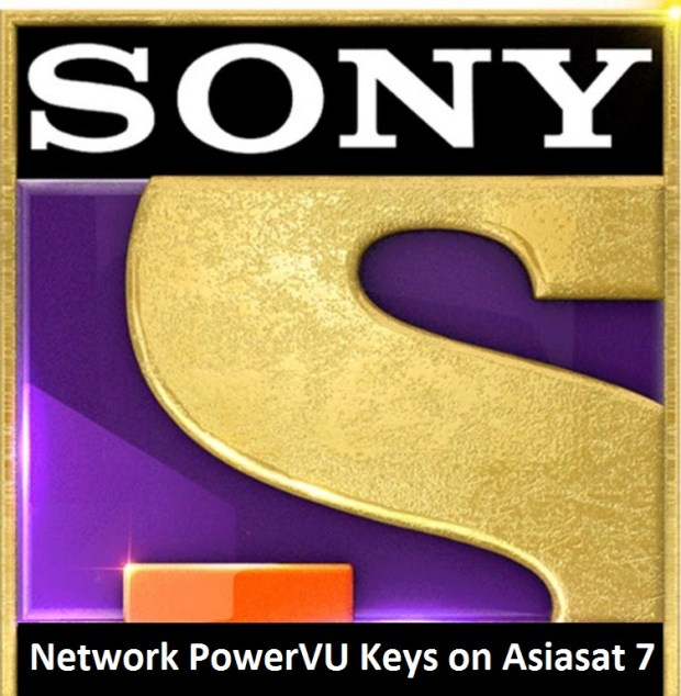 sony network powervu keys