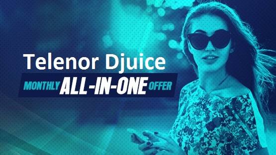 telenor djuice monthly call package