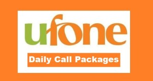 ufone daily call packages