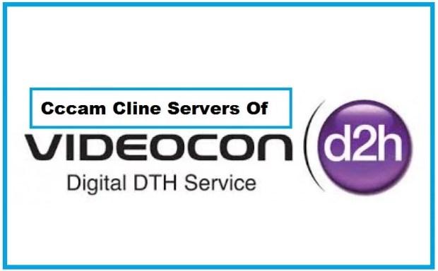 Videocon D2H HD Cccam Server Cline Providers - PkTelcos