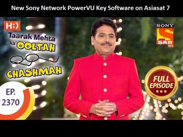 new sony network powervu key new software