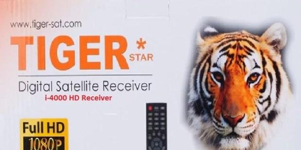 tiger i-4000 hd receiver new powervu key software