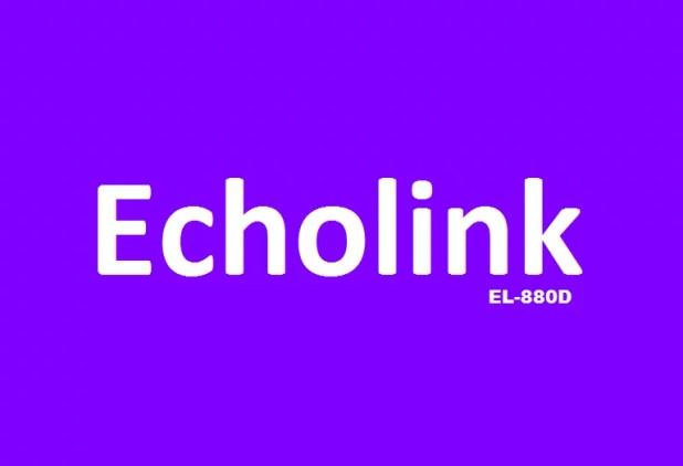 Echolink EL-880D HD Receiver New PowerVU Key Software