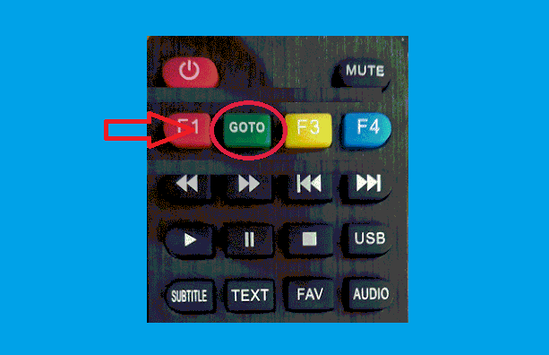 all green goto hd receivers hang fix software