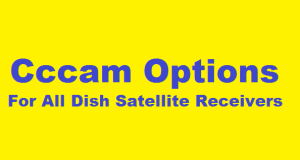 Cccam Option For All Satellite Dish Receivers