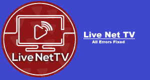 livenettv error fix