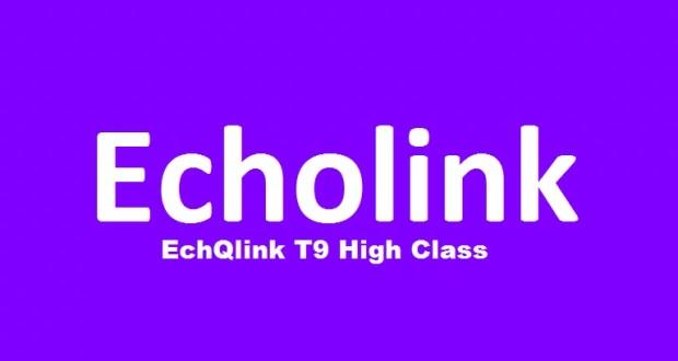 EchQlink T9 High Class HD Receiver New PowerVU Key Software