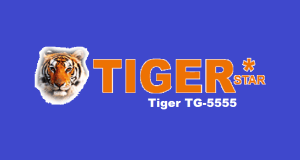 Tiger TG-5555 HD Receiver New PowerVU Key Software