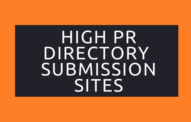 PR9 Directory Submission Sites For High-Quality Backlinks